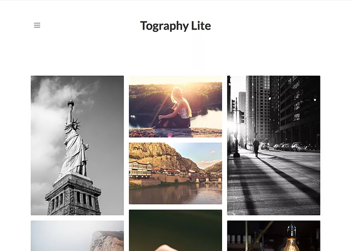 Theme Tography Lite