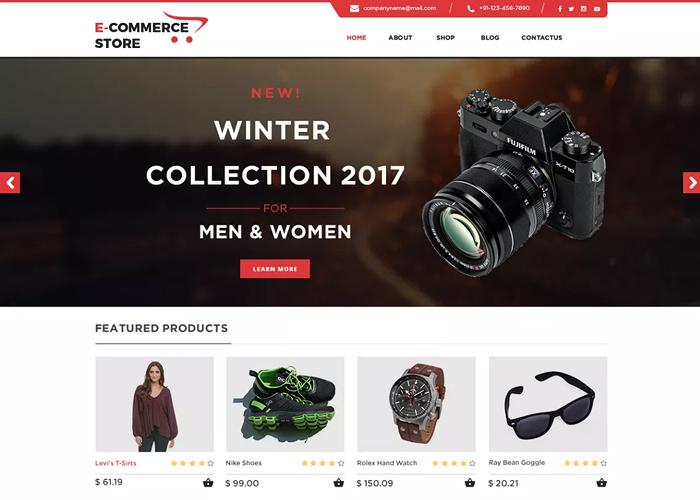 TC E-Commerce Shop