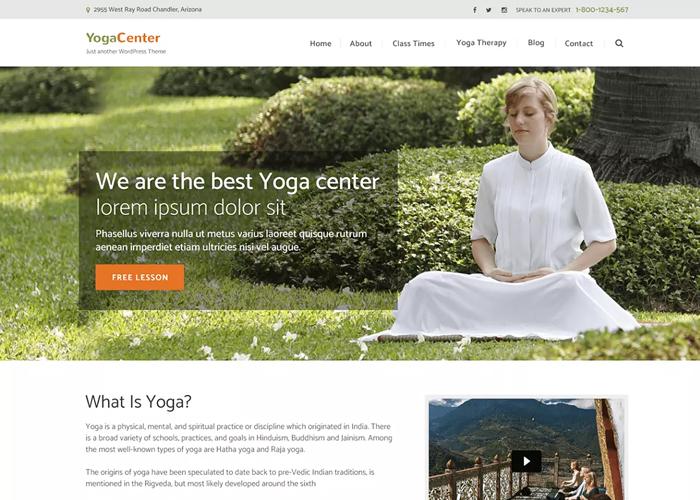Theme Pranayama Yoga