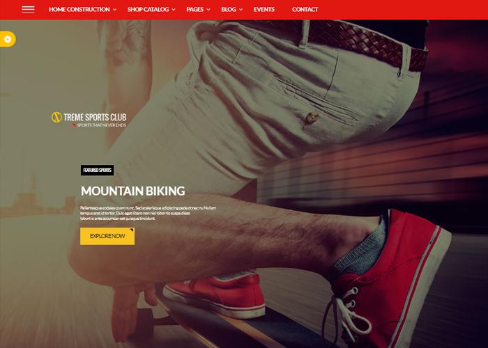 Theme Xtreme Sports