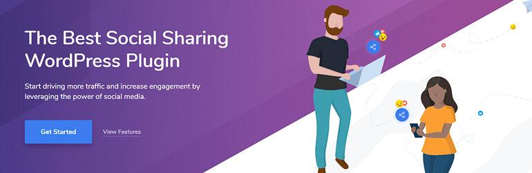 The Best Social Sharing WordPress Plugin
