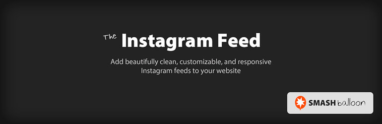 Плагин Instagram Feed