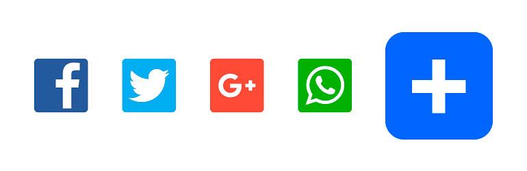 Плагин AddToAny Share Buttons