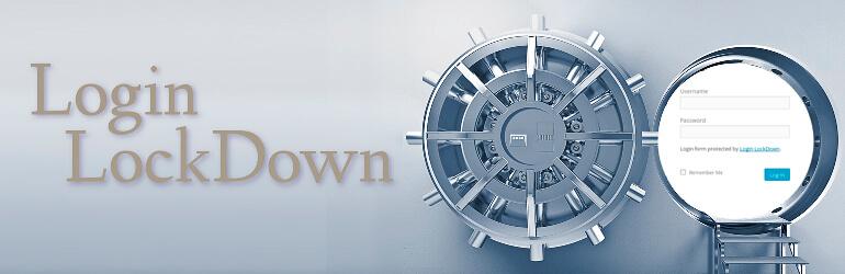 Плагин Login LockDown