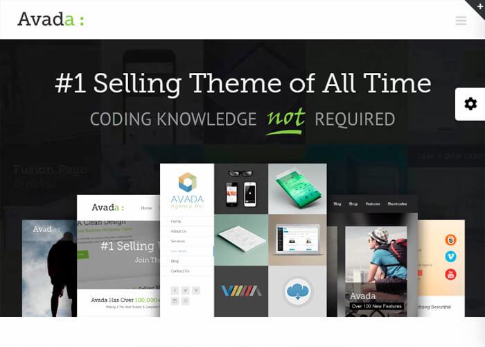 Avada   Responsive Multi-Purpose Theme WordPress