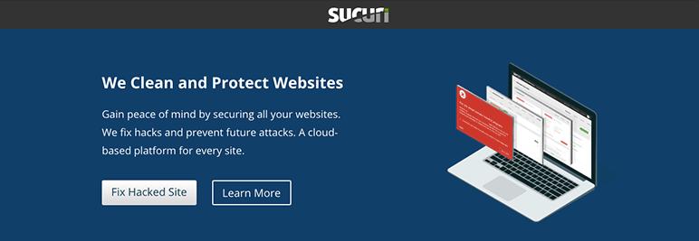 Плагин Sucuri Firewall