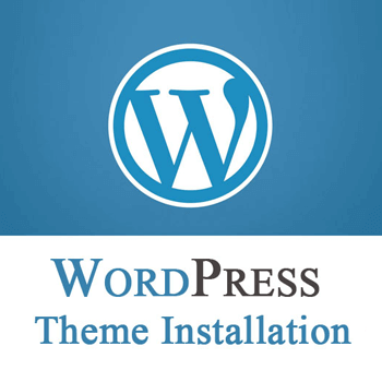 Theme Installation in WordPress
