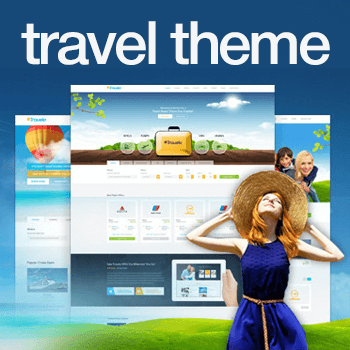 Travel Theme WordPress